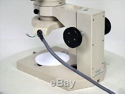 OLYMPUS SD3045 Binocular Stereo Microscope with kyocera Eyepiece Japan A1656