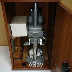 OLYMPUS X-TR Binocular stereo microscope Trinocular with photographic column