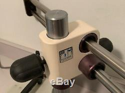 Olympus SZ-4045 Stereo/Zoom microscope withDiagnostic Instruments Boom Stand