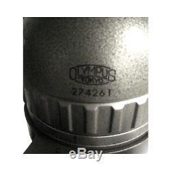 Olympus SZ Binocular Stereo Zoom Illuminated Stand Microscope