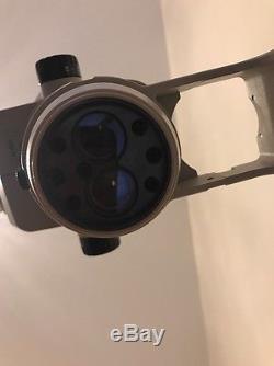 Olympus SZ30 Microscope Binocular Stereo Zoom wt Stand & Adjustable Eyepieces