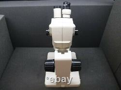 Olympus, SZ30, Stereo Zoom, Binocular Microscope Head with SZ-ST Stand (Used)