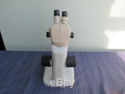 Olympus SZ3060 Stereo Zoom Microscope, SZ30 SZ Ring Mount Stand NEW GSWH10X EYES
