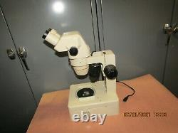 Olympus SZ4045 Stereo Microscope Head, With SZ-ST Stand 530
