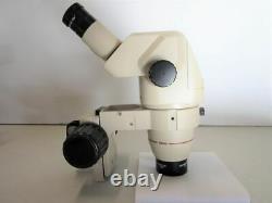Olympus SZ4045 Stereo Microscope Head with 2 Eyepieces & 11AL1.5x Objective