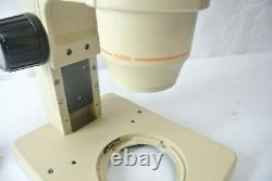 Olympus SZ60 Stereo Microscope for PARTS / REPAIR Needs Magnifier