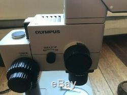 Olympus SZH10-141 Research Zoom Stereo Microscope System