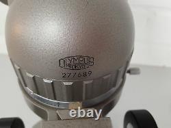 Olympus Stereo Zoom Binocular Microscope 277689 Lab