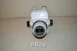 ++ Olympus Sz3060 Stereo Zoom Microscope Head (jf5)