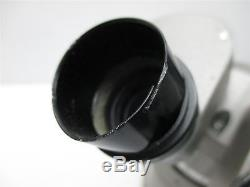 Olympus Tokyo 279128 Stereo Microscope Vintage Laboratory Binocular Lab Unit