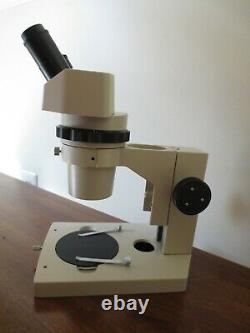 Olympus VM/VMT Stereo Microscope with Olympus Stand Olympus G15X Objectives