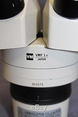 Olympus VMF 1x Stereo microscope head