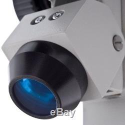 Omano OM2344-B 7.5X-45X Binocular Zoom Stereo Inspection Microscope