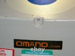Omano OM4413-B Dual Power 10X / 30X Stereo Microscope