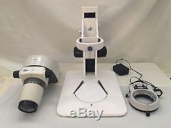 PZ4 Parallel Stereo Zoom Microscope Adjustable Parallel Binocular (PZ402102)