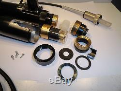 PZO ZEISS UV binocular viewfinder for stereo microscope/ criminology/