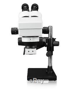 Parco Scientific PA-2AEZ-IFR07 Binocular Zoom Stereo Microscope