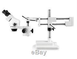 Parco Scientific PA-5E Binocular Zoom Stereo Microscope