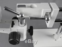 Parco Scientific PA-5EZ-IFR07 Binocular Zoom Stereo Microscope