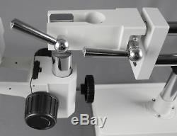 Parco Scientific PA-5F Trinocular Zoom Stereo Microscope