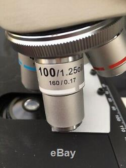Philip Harris DMSK 220 stereo microscope Free P+P