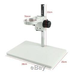 Professional Industrial 7X-45X Continuous Zoom Stereo Binocular Microscope
