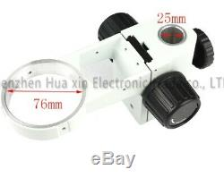 Professional Simul-Focal Trinocular Stereo Microscope 3.5X-90X + 14MP