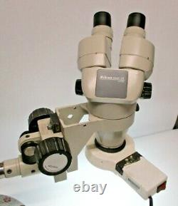 SMZ-2B Nikon Stereo ZOOM Microscope, Boom Stand with light SMZ 2B