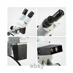 SWIFT S41-20 Professional Dissecting Binocular Stereo Microscope, WF10x WF20x