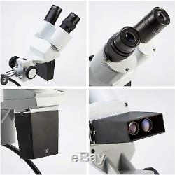 SWIFT S41-20 Professional Dissecting Binocular Stereo Microscope, WF10x WF20x 1X