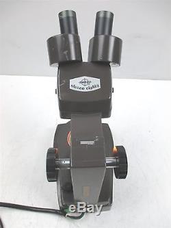 SWIFT Stereo Eighty Microscope Binocular W15x Eyepieces Variable Light Source 2