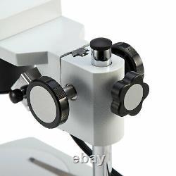 SWIFT Stereo Microscope 20X-40X-80X Light Lab Student Science PCB Watch Repair