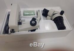 Scientific Instruments Dual Illuminated Light Binocular 10-30x Stereo Microscope
