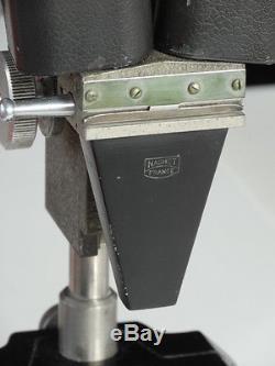 Stereo Microscope Nachet Binoculaire Binocular Ancien Vintage