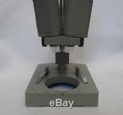 Stereo Microscope Twin Lens Binocular W10X S Scientific Microscope Microscopy