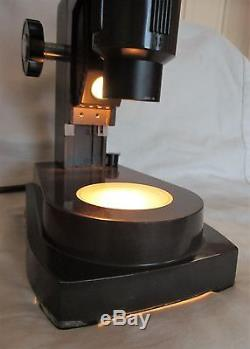 Swift Brand Model Stereo Eighty 80 Binocular Microscope Clean & Working