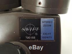 Swift Stereo Zoom Eight Eighty 720155 Binocular Microscope