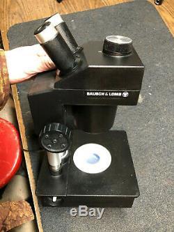Tested Pretty Bausch & Lomb Stereo Zoom Microscope 7x-30x W ILLUMINATOR ASZ30L2