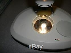 VWR VistaVision Stereo Microscope 6.5-45X (Jenco GL7), Post Stand, 10X Eyepieces