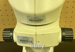 View Solutions PZ401103 Parallel Stereo Zoom Binocular Microscope, 8X to 80X