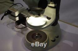 Vision Engineering Cobra Stereo Zoom Microscope & Fiberoptic Light Source