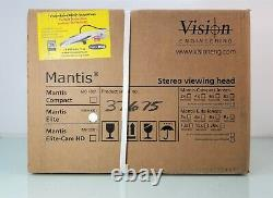 Vision Engineering MEH-001 Mantis Elite Stereo Microscope Viewing Head Only
