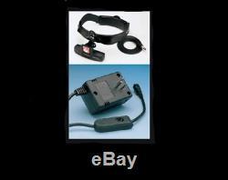 Welch Allyn Lumiview Portable Binocular Stereo Microscope Head Mount Headband