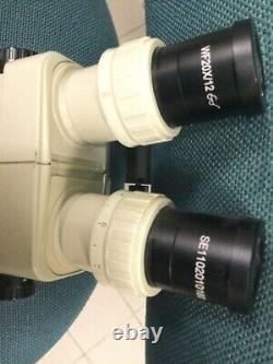 Widefield Stereo Binocular Microscope Head