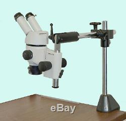 Wild Heerbrugg M3B Stereo Microscope with Stand & Light, Leica