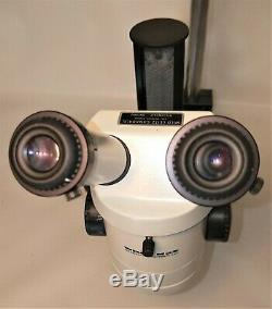 Wild Heerbrugg M3Z Stereo Microscope on Boom Stand