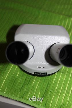 Wild Heerbrugg Stereo Microscope Binocular Head M5A