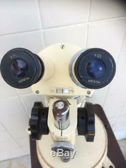 Wild Heerbrugg Stereo binocular Microscope M5