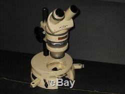 Wild Heerbrugg Switzerland M5-96774 Microscope Stereo Stereomicroscope Binocular
