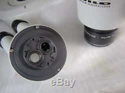 Wild Microscope M8, stereo zoom 6x-50x, binocular head, wild 10x eye pieces